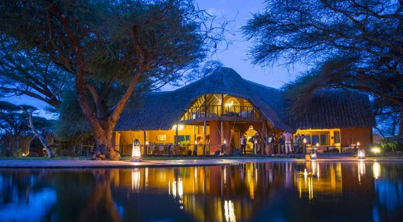Where to stay in amboseli National Park