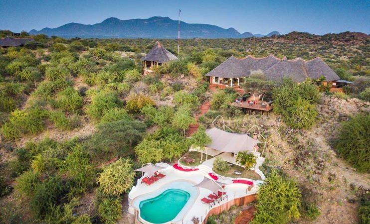 Sasaab Safari Lodge