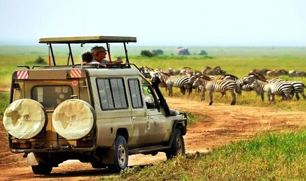 Amboseli National Park Activities 2021