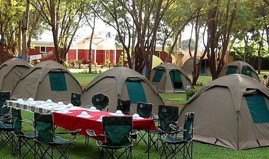 tsavo camping